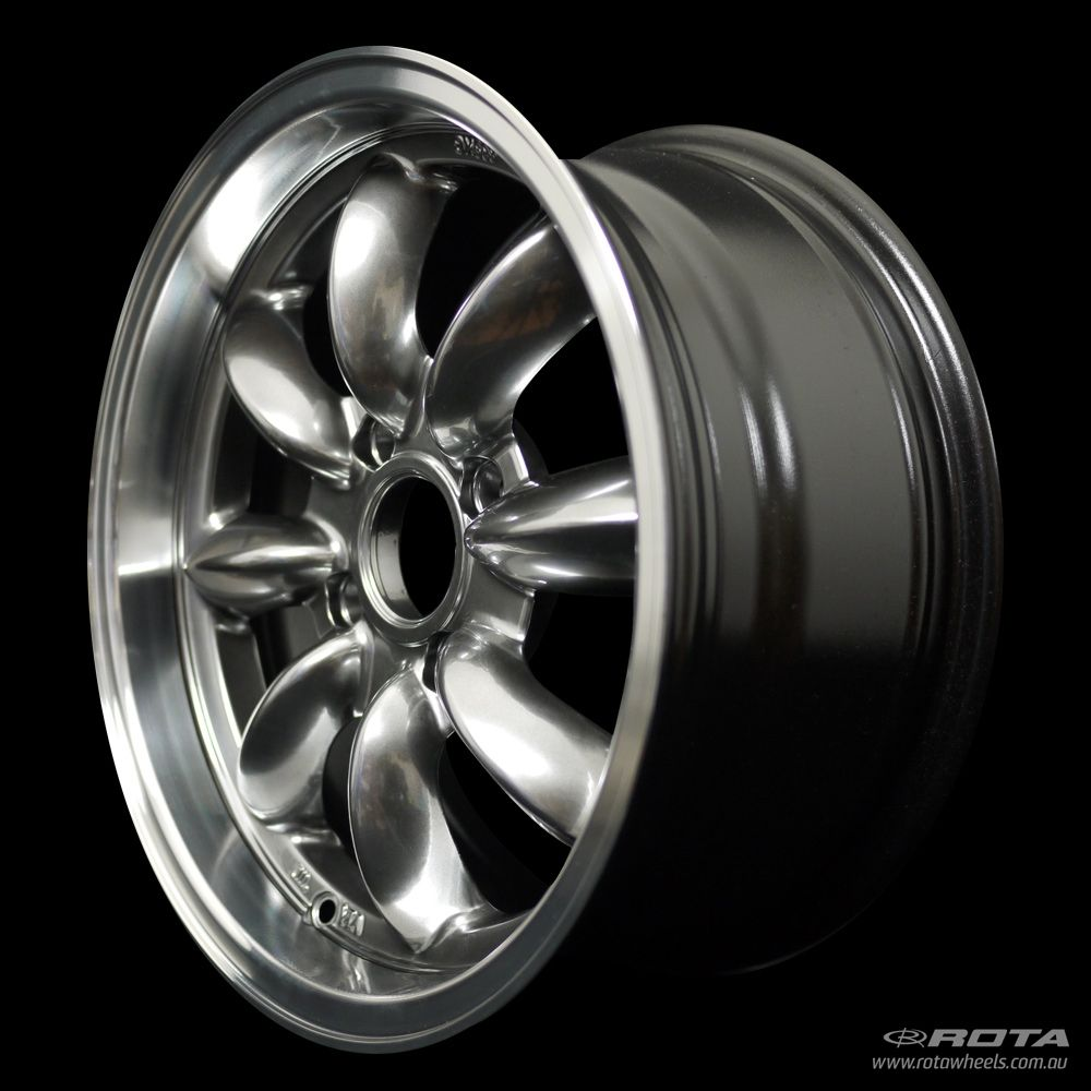 Rota Rb 15 16 17 Inch Wheels Minilite Style Pinterest Wheel Alfa Romeo