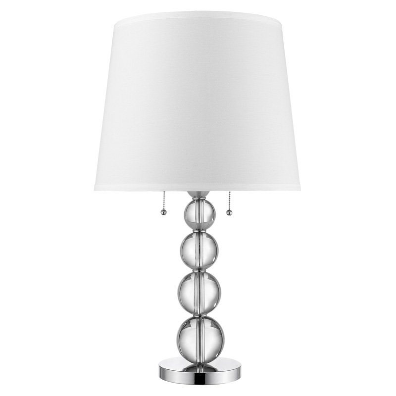 Trend By Acclaim Lighting Palla Crystal Table Lamp Table Lamp