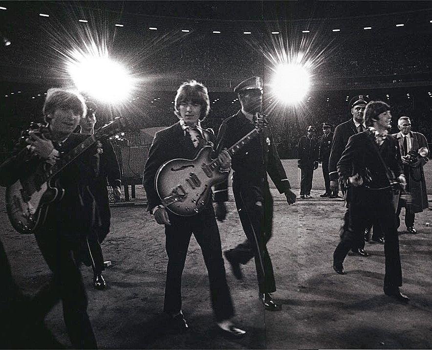 Resultado de imagen para the beatles last concert