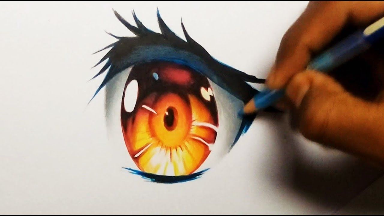 How To Draw Anime Eyes Simple Drawing Tools Youtube How To Draw Anime Eyes Anime Eyes Anime Drawings