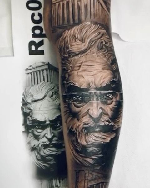 💉💉💉ZEUS💉💉💉 Tattoo realizado en @flamingo.tattoo . . . #tattoos #tattoo #tattoostyle #tattooartist #worldofartists #TAOT #WTT #tattoosociety #thebestspaintattooartists #thebesttattooartists #instagram #inkstagram #tattooer #tatuaje #inkeeze #ink #tattooer #tattoospain #spain #tattoospain #inked #thebestspaintattooartists #thelastbestattoo #zeus #zeustattoo #grecia