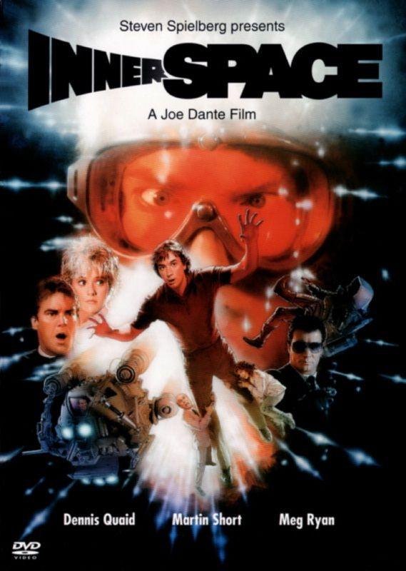 Viagem Insolita Innerspace 1987 Filmes Meg Ryan Baixar Filmes