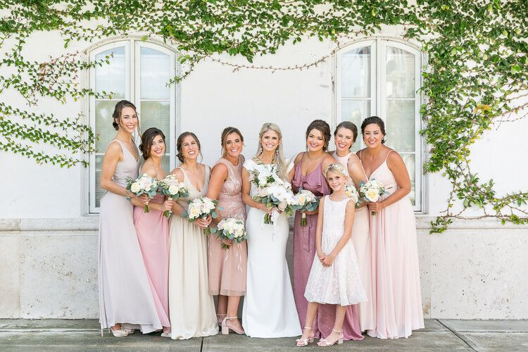 Park Ave Wedding Bluegrass Chic In 2020 Orlando Wedding White Orchids Wedding Park Weddings