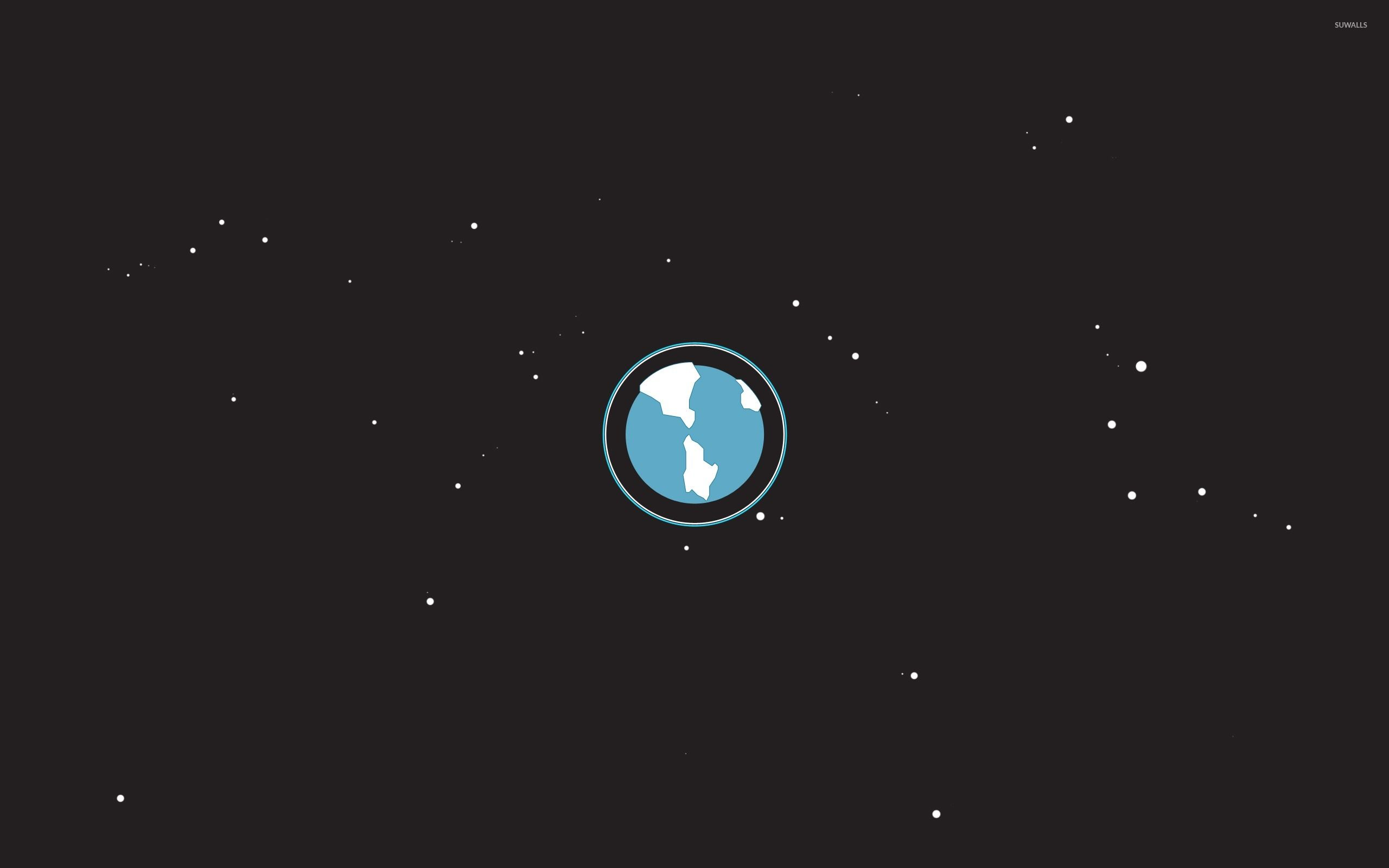From Space Wallpaper Backgrounds Minimalist Desktop Wallpaper Aesthetic Desktop Wallpaper Desktop Wallpaper Simple