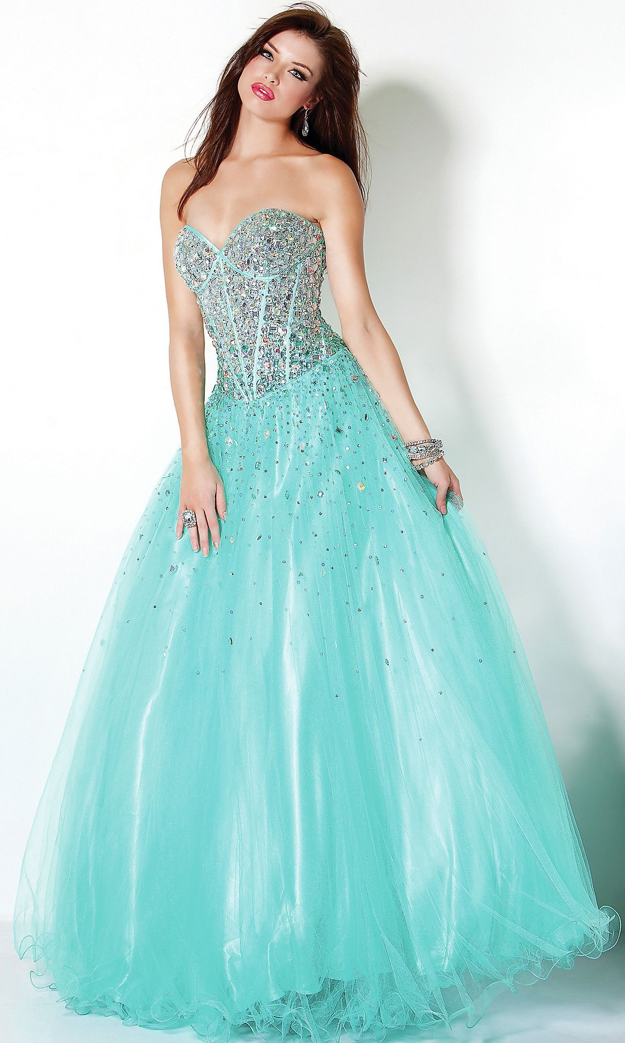prom dress!!! <3 | Dressez <3 | Pinterest | Prom, Homecoming and ...
