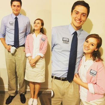 96 Halloween Couple Costume Ideas That Will Honestly Amaze All - couples funny halloween costume ideas