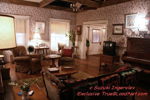 Lafayette true blood home decor
