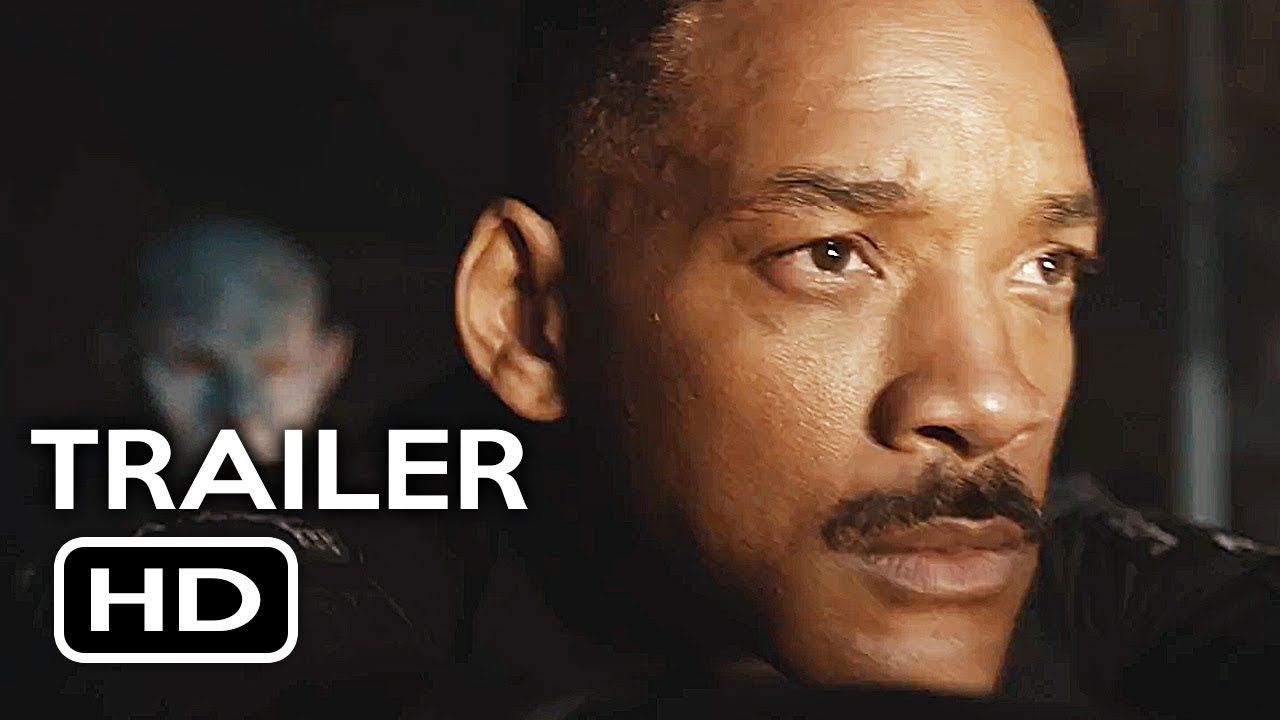 Will Smith Netflix Film