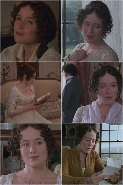 Jennifer Ehle, Elizabeth Bennet - Pride and Prejudice (TV Mini-Series, BBC,1995) #janeausten