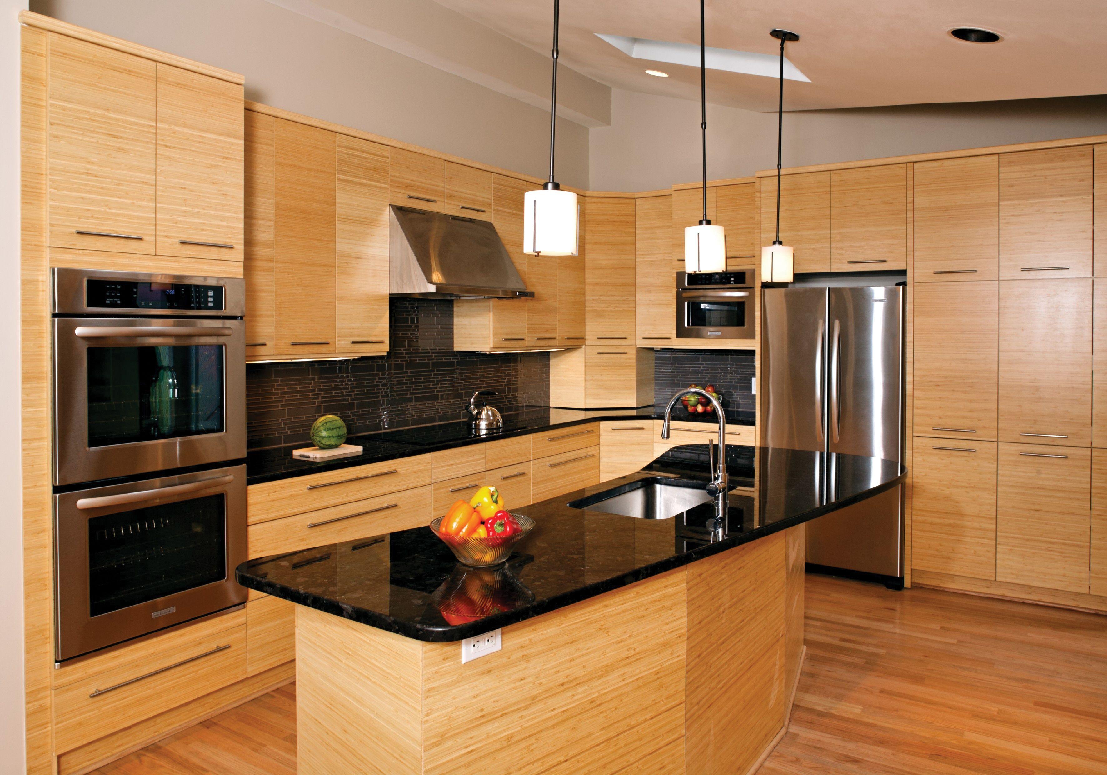Modern Asian Kitchen Cabinets Kitchen Inspiration Design Bamboo Kitchen Cabinets Kitchen Design Small