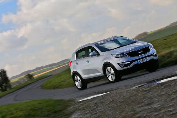 Top Kia Sportage Is Another Winner For Koreans Kia Sportage Affordable Suv Coming Of Age
