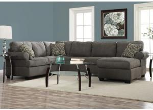 Big Kahuna Gray Sectional (East Coast Only),  /category/living Room/okema.html