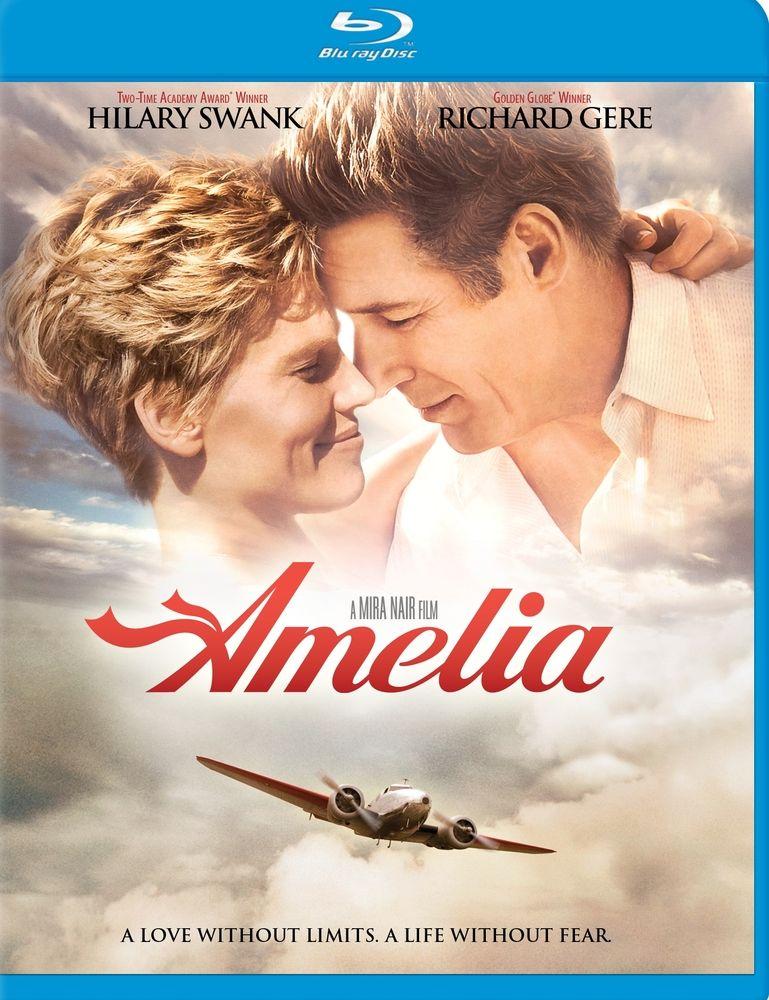 Amelia [Bluray] [2009] Richard gere, Amelia earhart