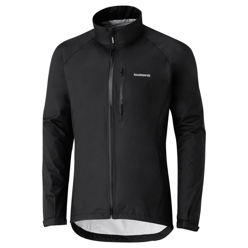 Shimano Men's Explorer Rain Jacket Jackets, Rain jacket
