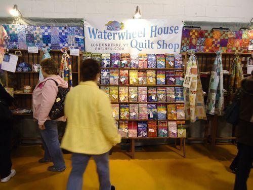 Waterwheel House Quilt Shop | Quilt Shops Around the World ... : quilt shops in vermont - Adamdwight.com