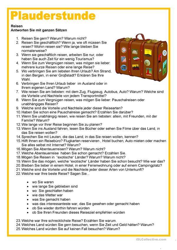 Plauderstude - Ταξίδια - Προφορική επικοινωνία | school | Pinterest ...