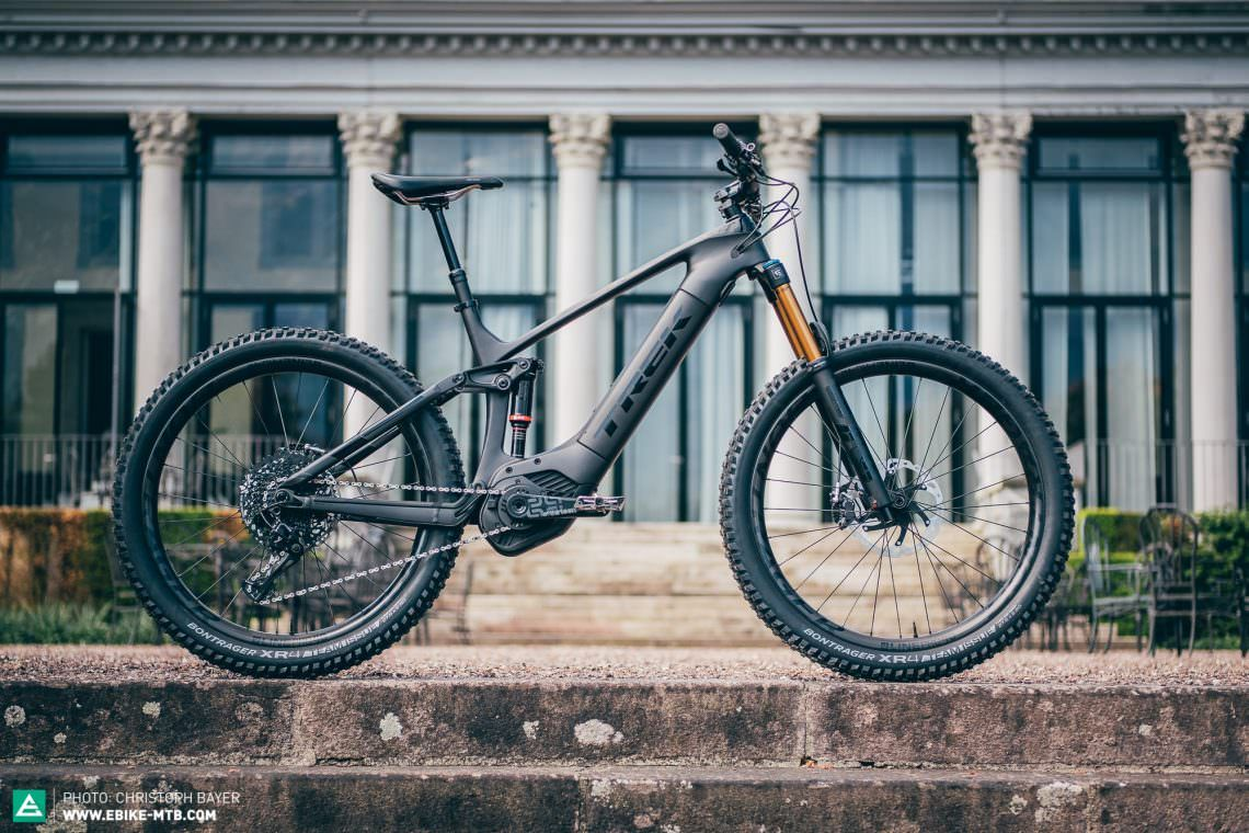 Trek Powerfly 2019 Review Now With A Carbon Frame And Fully Integrated Battery E Mountainbike Magazine In 2020 Trek Over The Years Riding