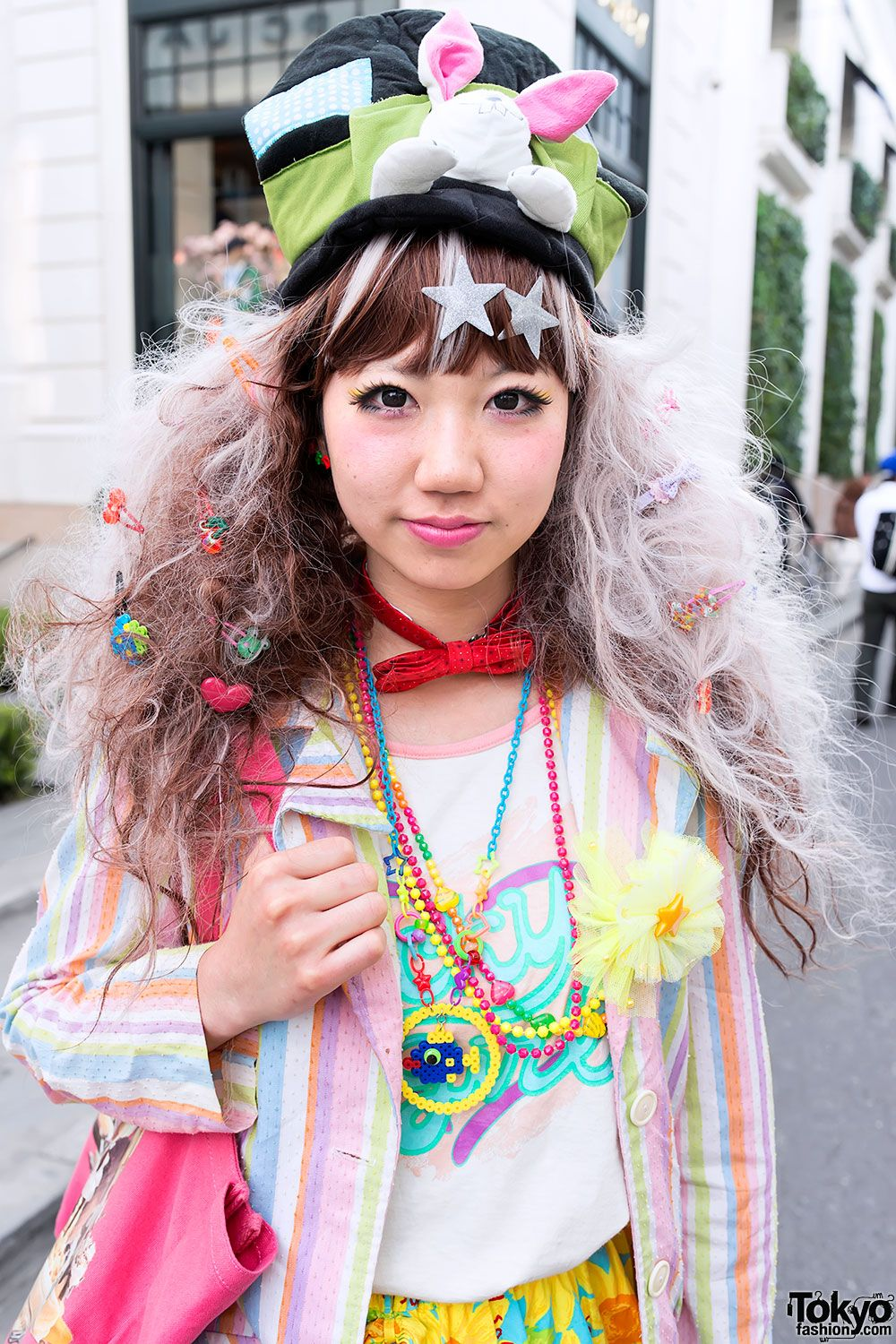 harajuku style hair hadeko fashion amp hair in harajuku decora 5854
