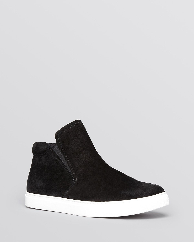 Kenneth Cole Slip On Sneakers - Kalvin High Top   Bloomingdale's
