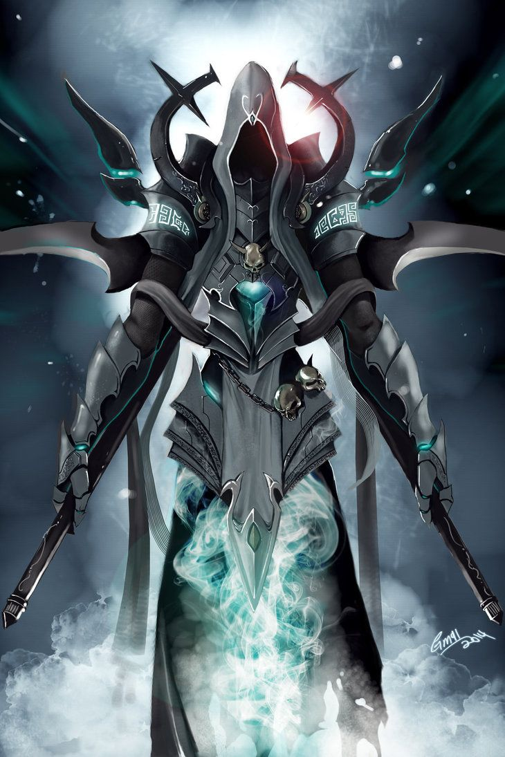 the new Malthael by gothicmalam91 on DeviantArt Dark