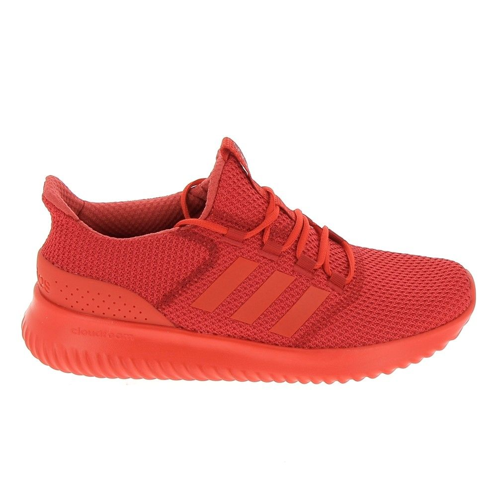 ADIDAS Cloudfoam Ultimate Rouge | Chaussure, Adidas, Sport