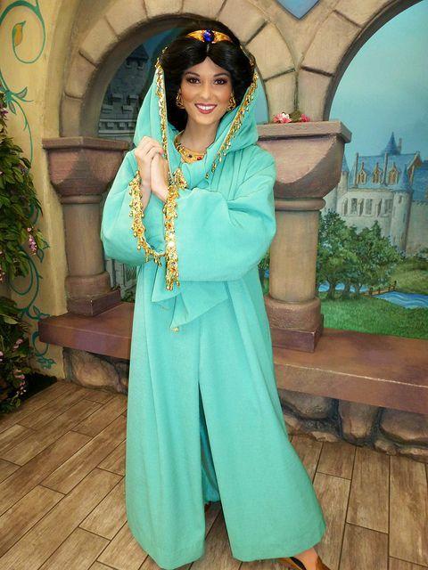 Cudowna lampa Alladyna Princess Jasmine Cosplay 196f3150238b6