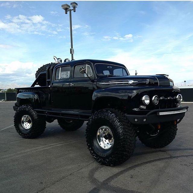Build A Truck Ford: Badass Build! Via: @lawsonspaintbody