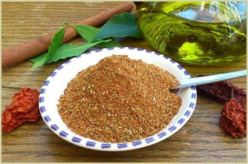 recipe: make your own harissa [32]