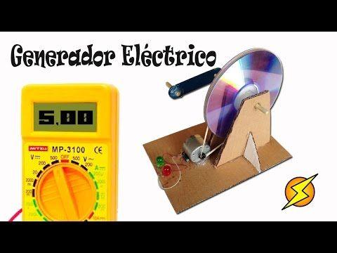Como hacer un generador elctrico casero energa gratis youtube como hacer un generador elctrico casero energa gratis youtube altavistaventures Images