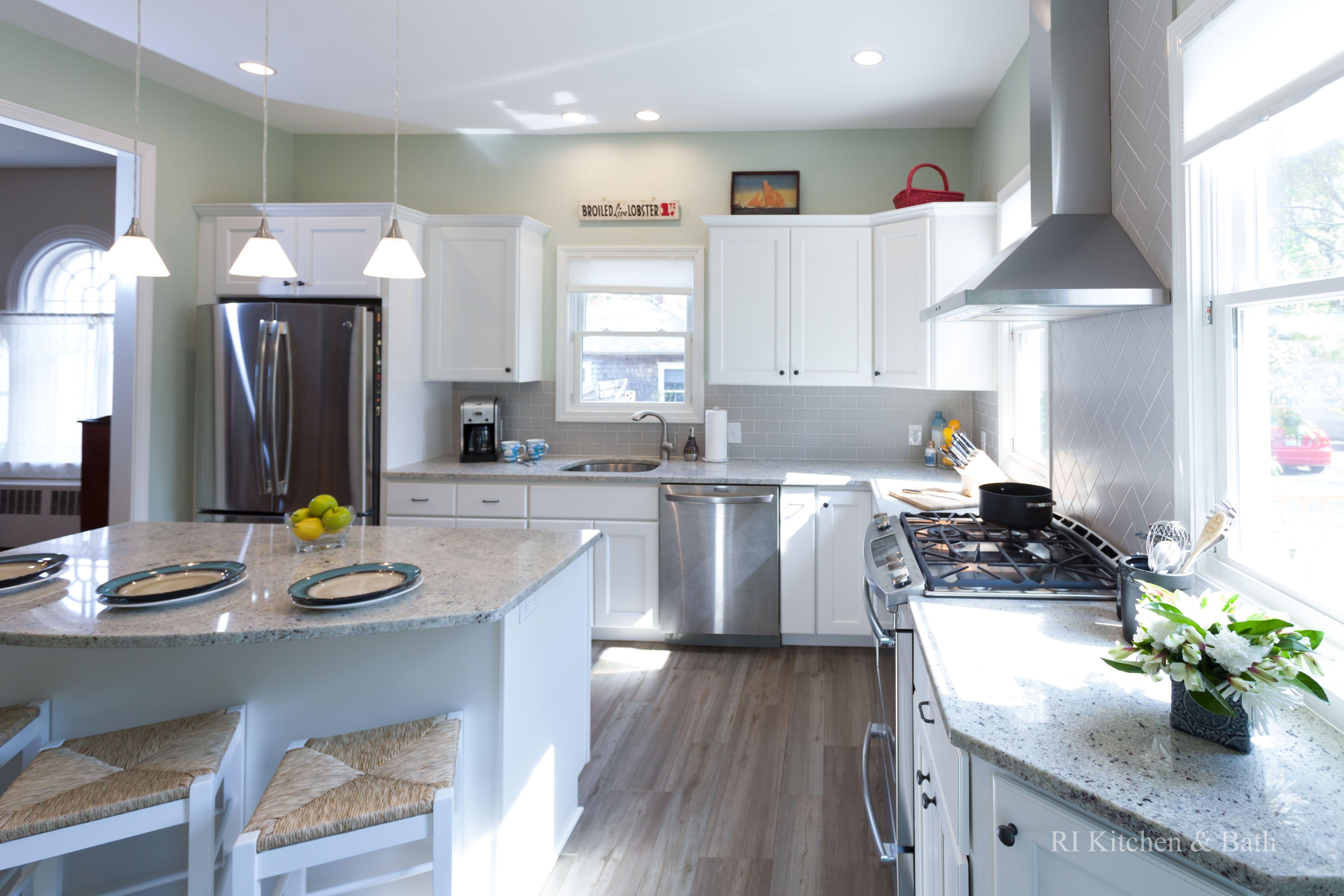 lakeside kitchen designedri kitchen & bath #rikb