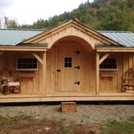 Prefab Cottage Designs And Kits Do It Yourself Cabins Log Cabin Homes Cabin Homes Tiny House Cabin
