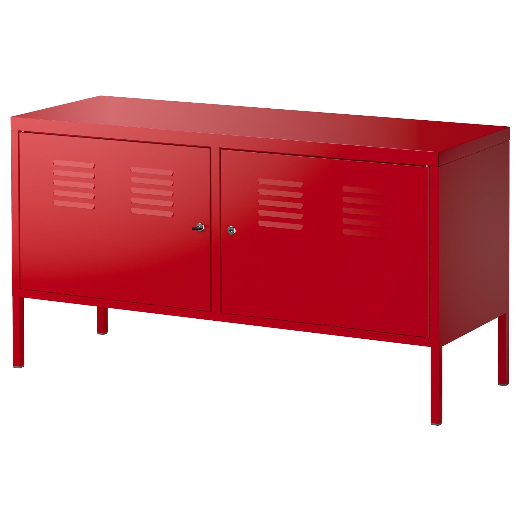 Ikea Ps Cabinet Red 46 7 8x24 3 4 Ikea Armoire Ikea Ps Ps Ikea Armoire Metallique