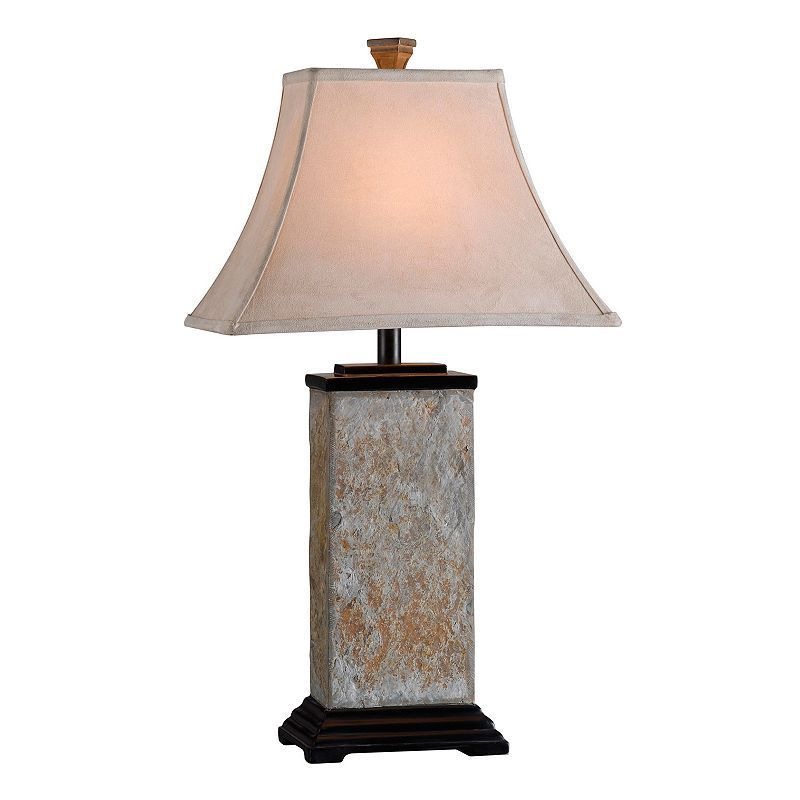 Bennington Table Lamp, Multicolor