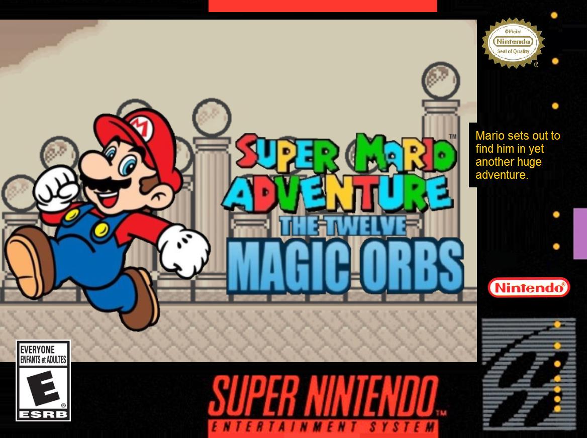 Let's Play Super Mario Adventure: The Twelve Magic Orbs