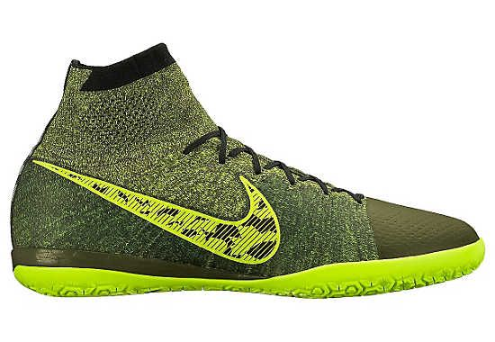 huge discount daf10 fbca0 Nike Elastico SuperFly IC Indoor Shoes - Midnight Fog Indoor Soccer Cleats,  Best Soccer Cleats