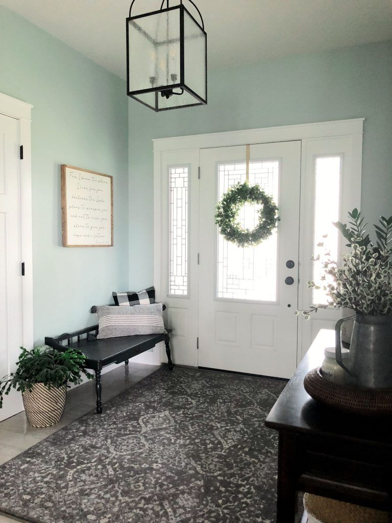 Fabulous Foyer Decorating Ideas: 12 Fabulous Entryway Design Ideas For A More Beautiful Home Impression - Freedsgn