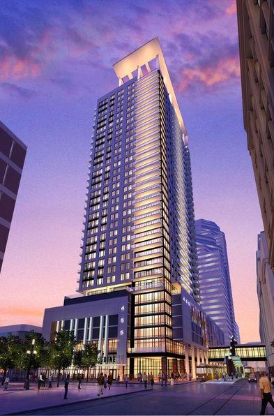 Minneapolis Opus Closes On Financing Prepares To Break Ground Luxury High Rise Apartment Building