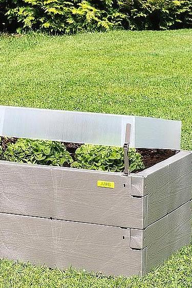 Juwel Hochbeet Timber Xl Bxtxh 190x60x52 Cm Kaufen Hochbeet Gartenbau Juwel Hochbeet