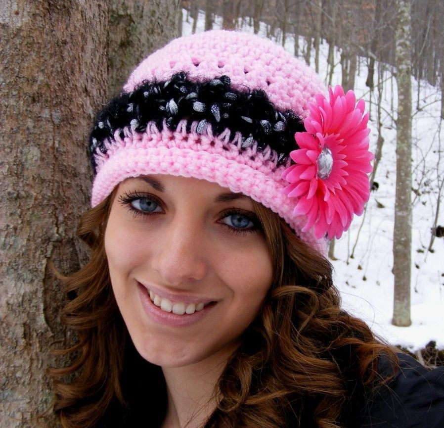 Free Crochet Hats For Women Crochet Hat Patterns For Women