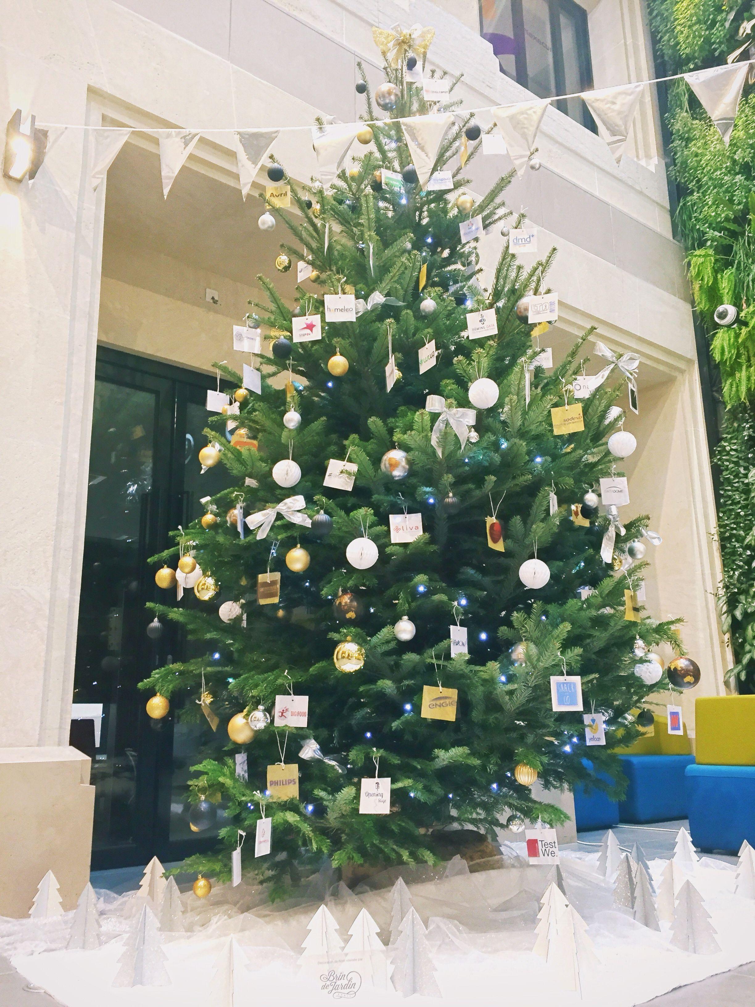 Décoration de Noël par Brin de Jardin @villagebyca ! La période des ...
