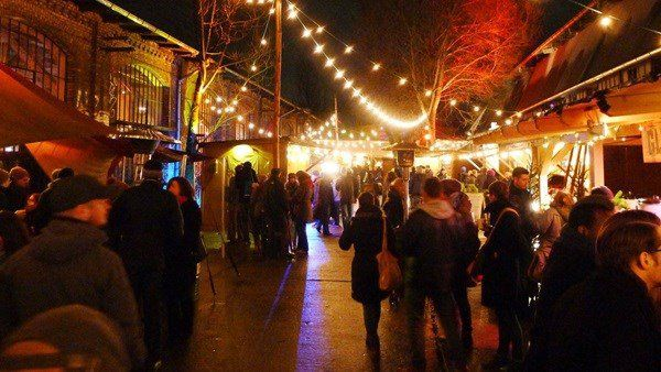 Amsterdamse Kerstmarkt Amsterdam