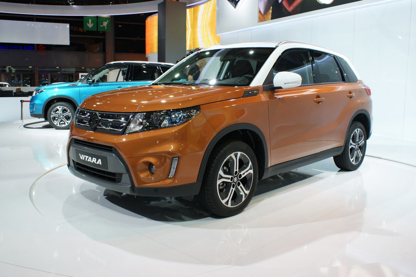 2015 suzuki vitara orange 2015suzukivitara car autos review suzuki car2015