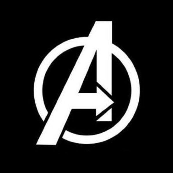 Avengers Logo Vinyl Decal Thor Cage Dc Comics Xmen Wolverine Marvel America 181