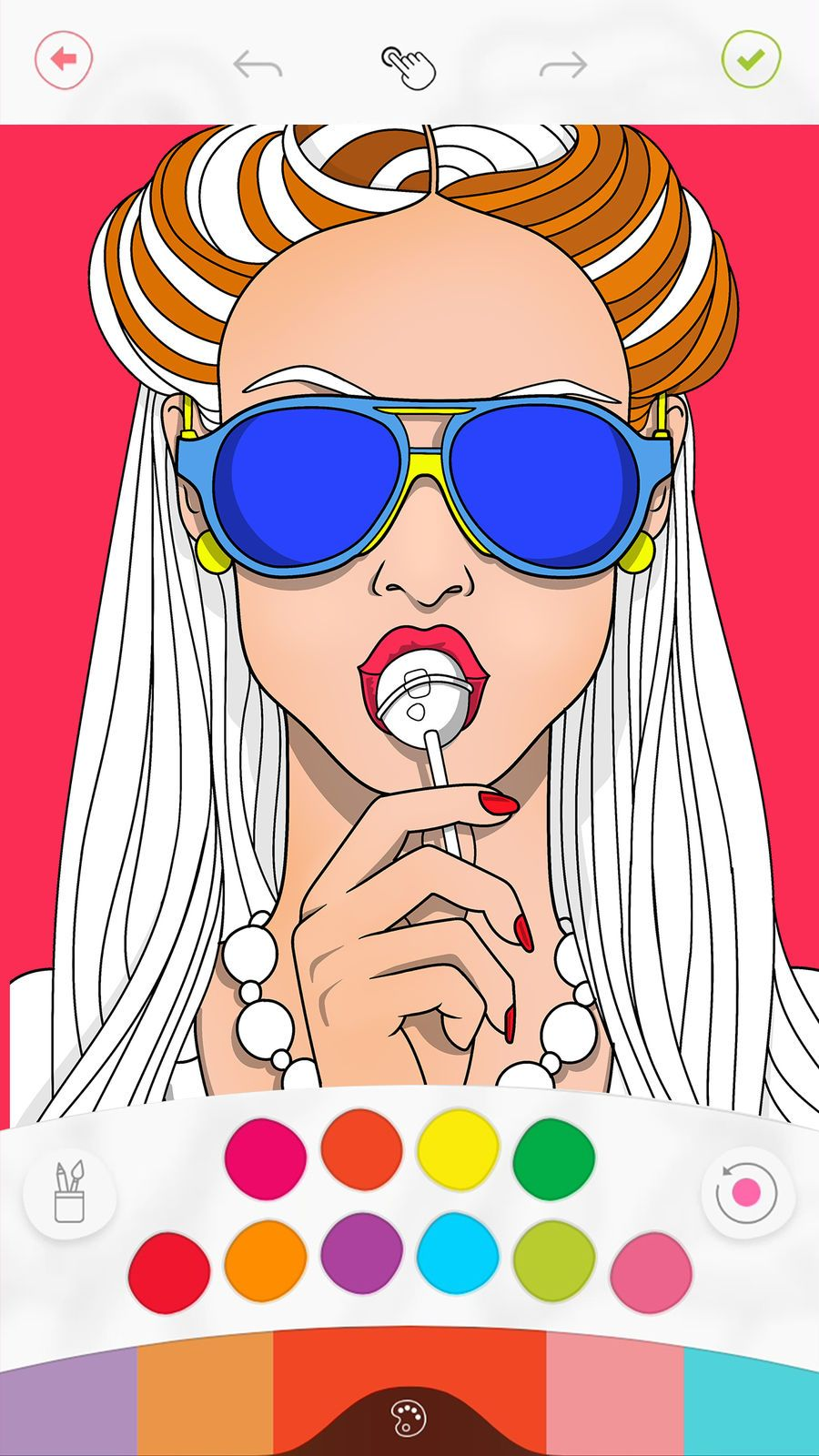 Colorfy Coloring Book Coloring Books Cartoon Coloring Pages Fantastic Cities Coloring Book