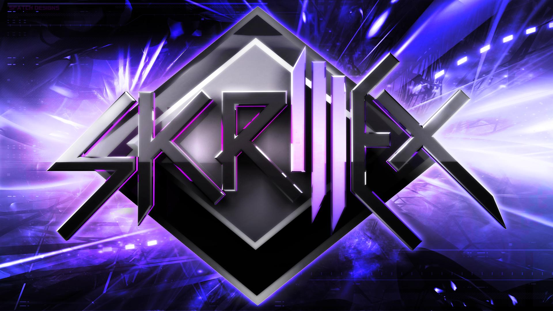 skrillex logo Te gusta Skrillex? Te dejo algunos