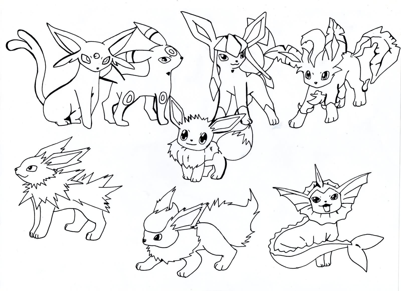 Disegni da colorare di pokemon x e y hikkkll pinterest for Pokemon da stampare e colorare
