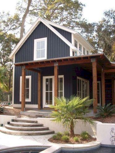 best modern farmhouse exterior design ideas doitdecor also tiny house rh pinterest