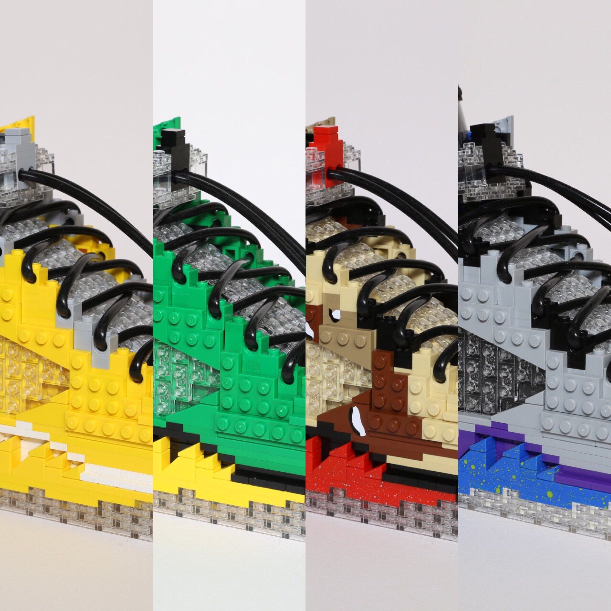 Air Jordans by LEGO Would Be The Next Big Thing For Sneakerheads ... d066983d6