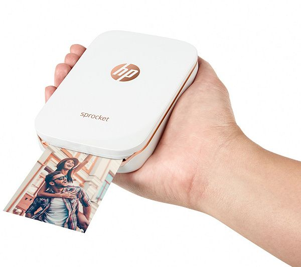 Meet The Life Of The Party Hps Sprocket Portable Photo Printer Is