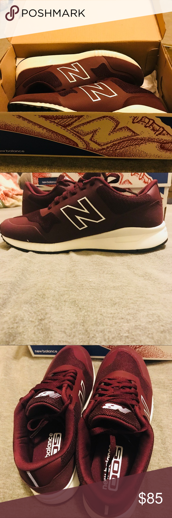 Men's New Balance 005 Brand new with box shoes! New Balance Shoes Sneakers